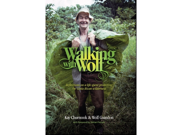 Walking with Wolf book cover